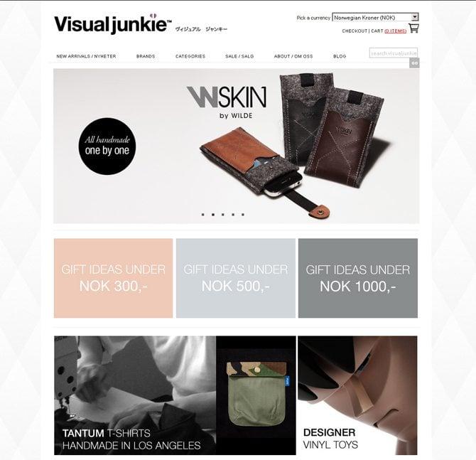 Visual-Junkie