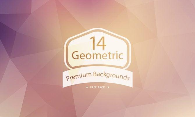 14-Geometric-Backgrounds