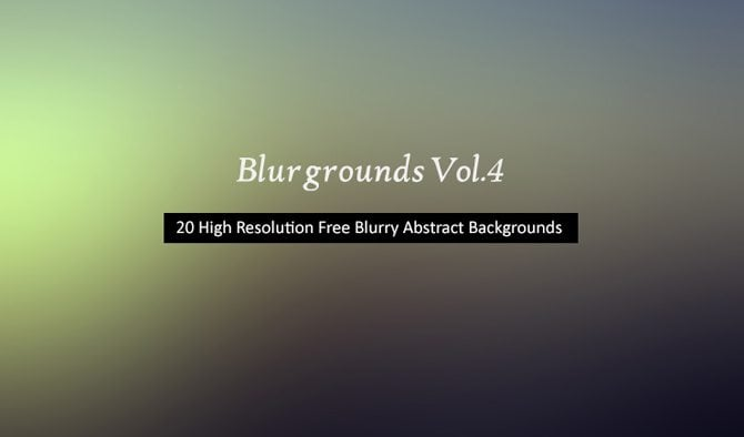 High-Resolution-Abstract-Blurry-Backgrounds-Vol.4