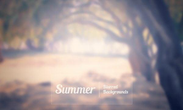 Summer-Blurred-Backgrounds-Freebie