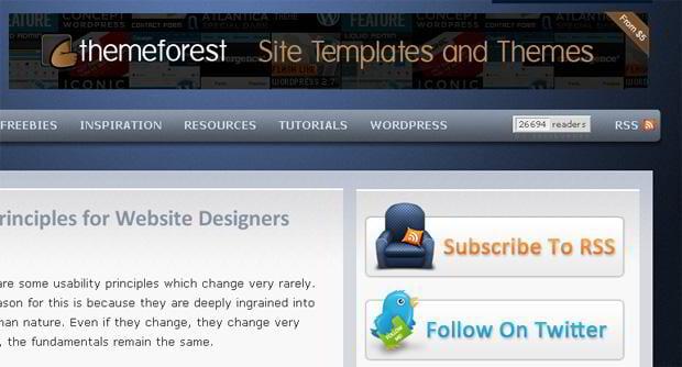 rss web design – 1stwebdesigner.com