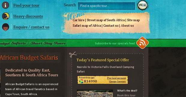 rss icon web design – Africanbudgetsafaris.com