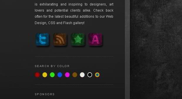 rich site summary icon web design – Beautiful2.com