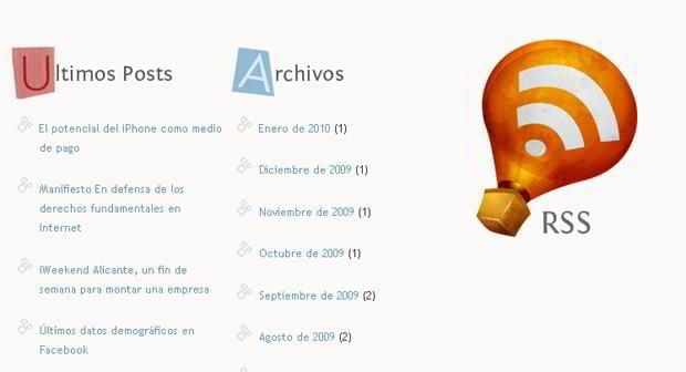 rich site summary icon design – Blogmetender.com
