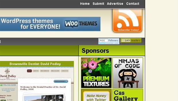 rich site summary icon web design – Boxedcss.com