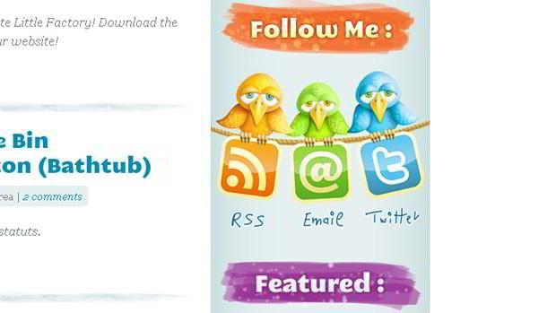 rich site summary icon design – Cutelittlefactory.com