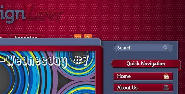 rich site summary icon design – Designlovr.com