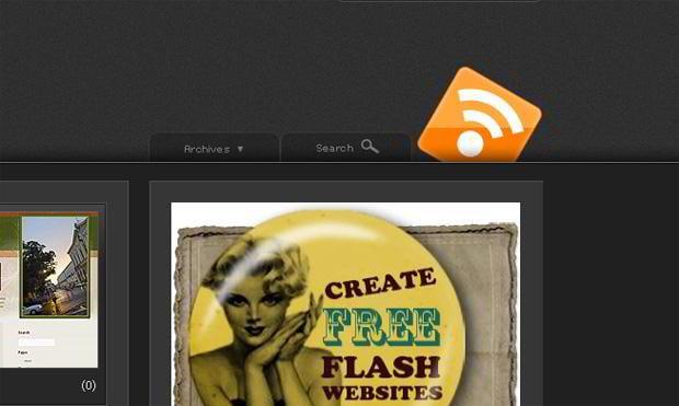 rss icon web design – Designswallet.com