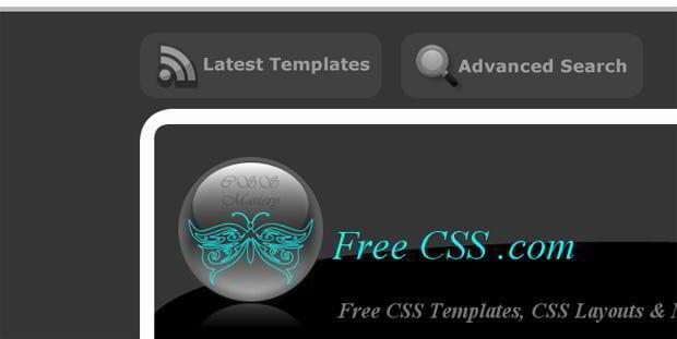 rich site summary design – Free-css.com
