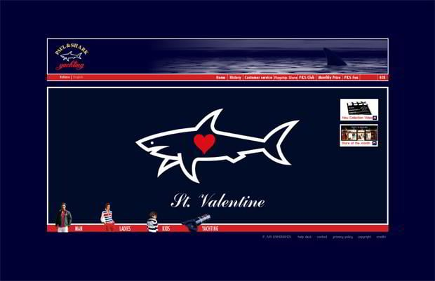 valentine custom design – Paulshark.it