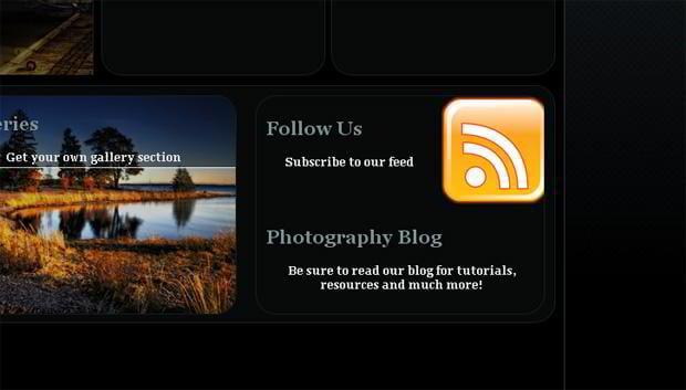rich site summary icon design – Photoecstatic.net