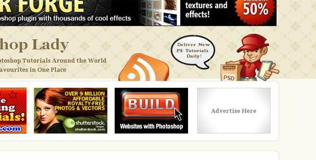 rich site summary design – Photoshoplady.com