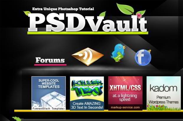 rss web design – Psdvault.com