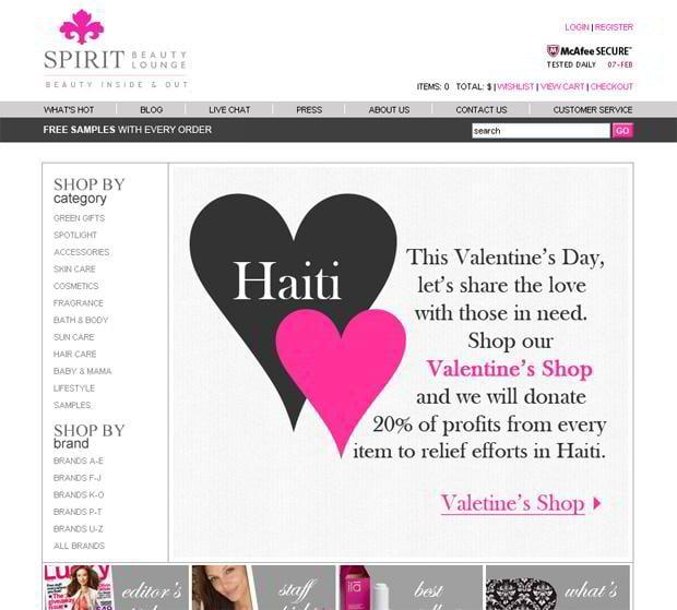 valentines web design – Spiritbeautylounge.com