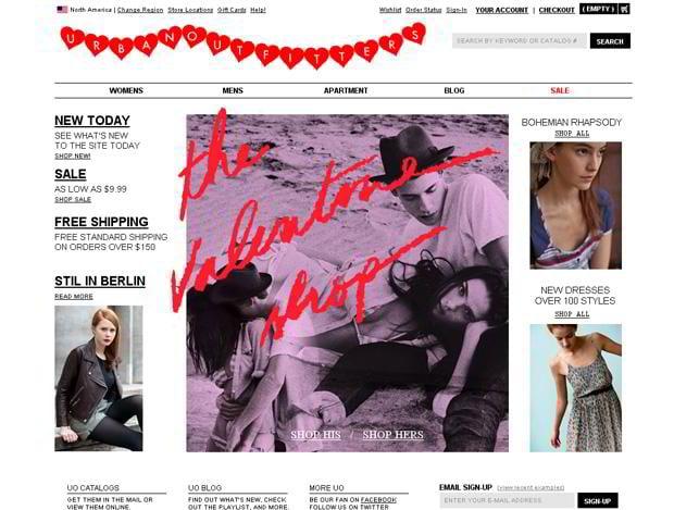 valentine custom design – Urbanoutfitters.com