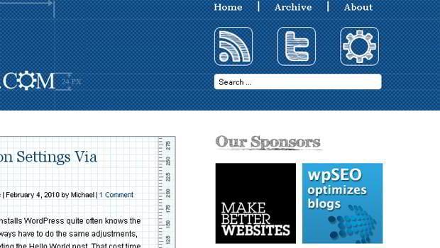 rich site summary icon web design – Wpengineer.com