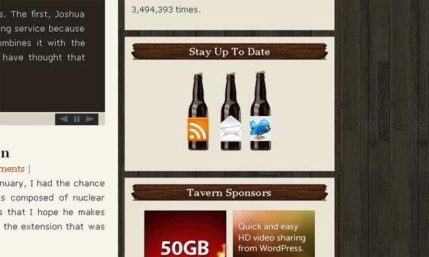 rss web design – Wptavern.com