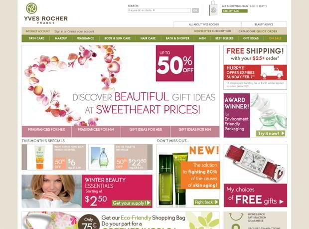 valentine custom design – Yvesrocherusa.com
