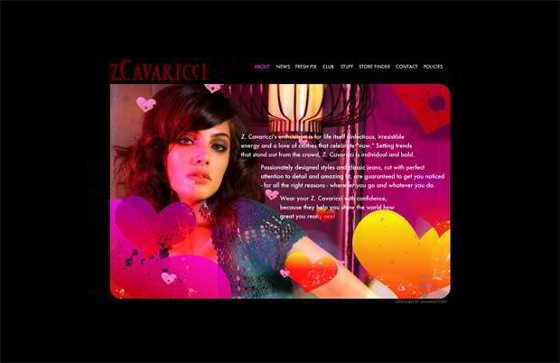 valentine custom web design – Zcavaricci.com