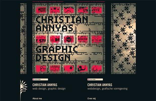portfolio wordpress design - Annyas.com