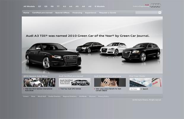 car design - Audi