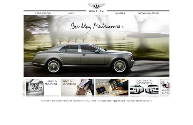 car design - Bentley