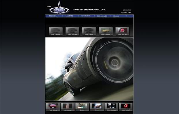 car web theme - Marcos-eng