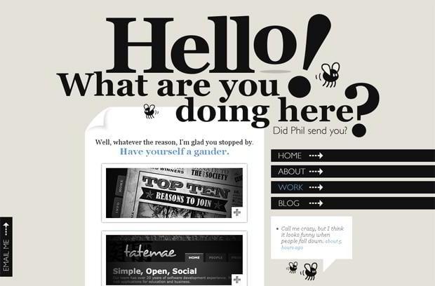 portfolio wordpress website - Teamfannypack.com