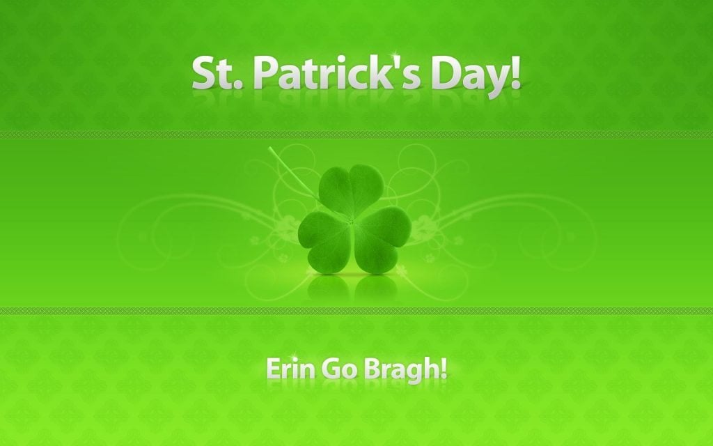Free St Patricks Day Wallpapers