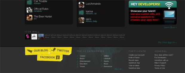 social icons - Appboy.com
