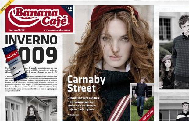flash design - Bananacafe.com.br
