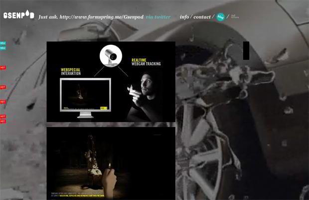 flash website - Gsenpod.com