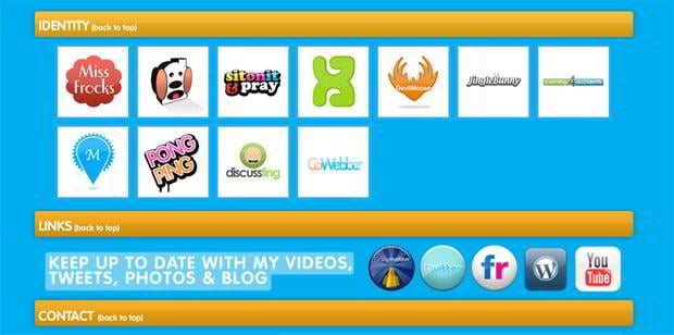 social media icons designs - Motif.tv
