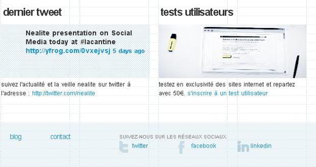 social blocks - Nealite.fr