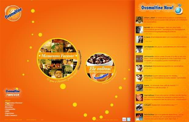 flash design - Ovomaltineforever.com.br