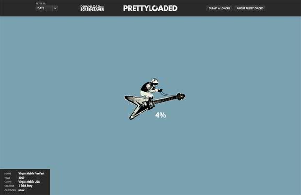 flash design - Prettyloaded.com