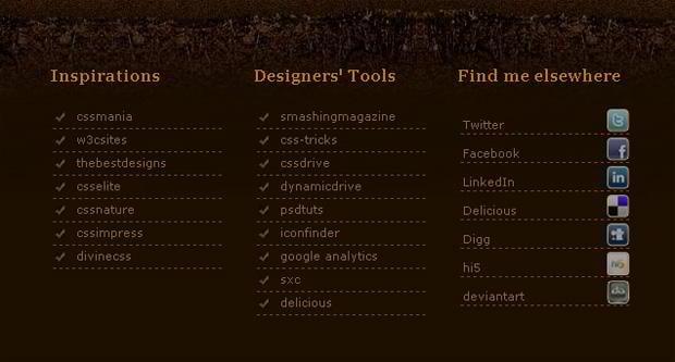 web design social icons - Riseofaryan.com