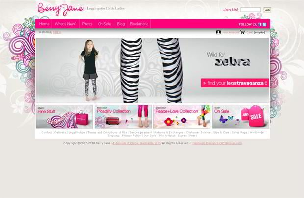 Berryjane.com