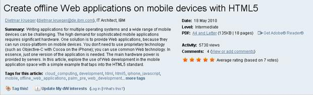 html5 tutorial mobile