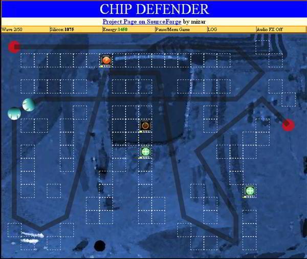 html5 games chidefender