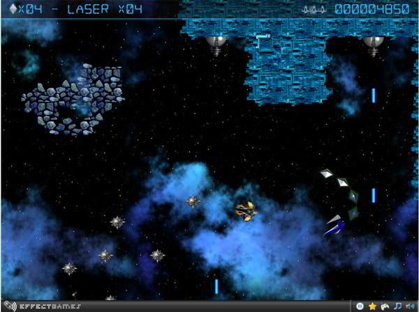 html5 games crystal galaxy