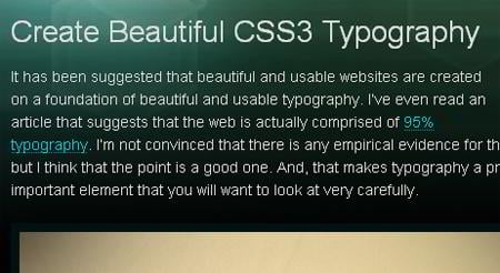 20 useful css3 tutorials and resources monsterpost
