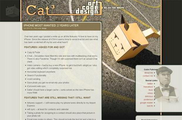 html5 sites