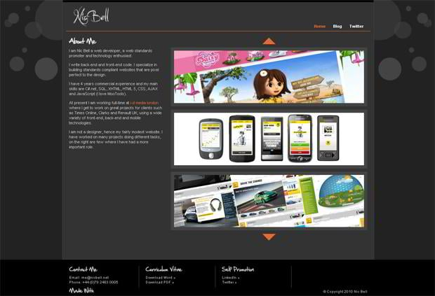 html5 site