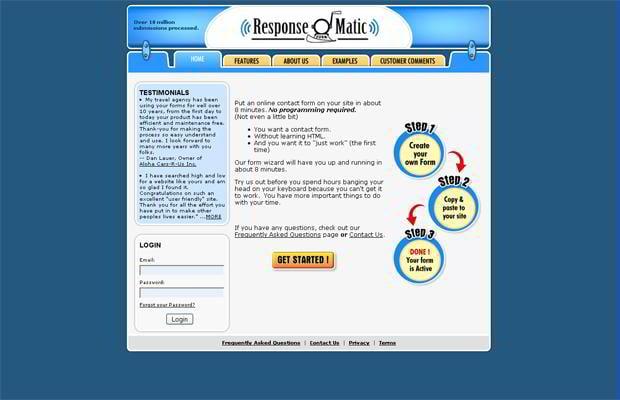 free contact form generators