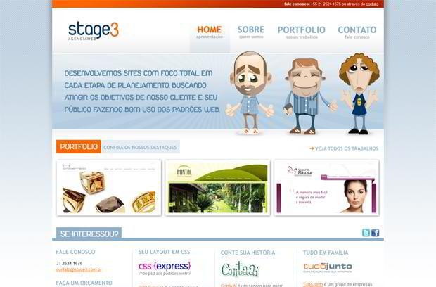 html5 web sites