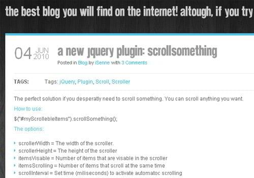 The Ultimate List of Useful jQuery Plugins