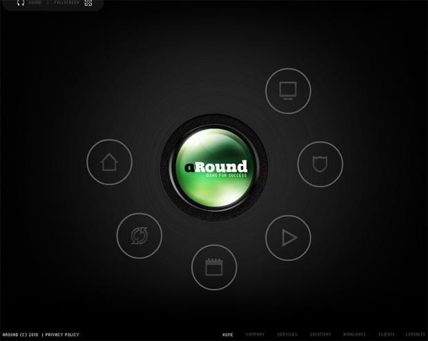 round web designs