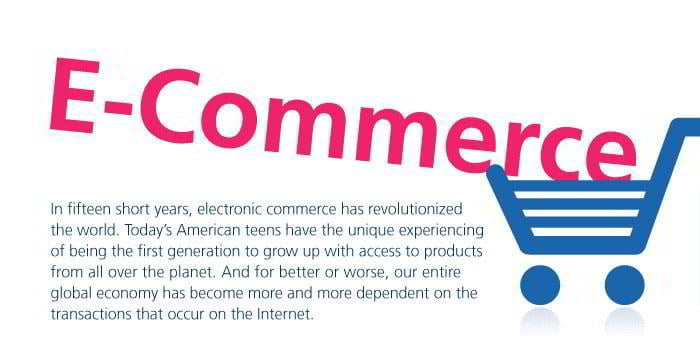 the history and impact of e commerce in the business world Was conducted regarding e-commerce transactions and the impact of having  e-commerce consists of electronic business transactions  code of the world wide web in.