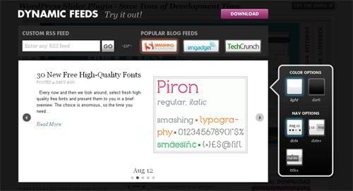 jQuery Plugins for WordPress
